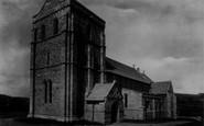 Flookburgh, Church of St John the Baptist 1901