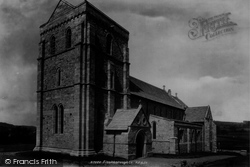 Flookburgh, Church Of St John The Baptist 1901