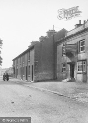 Flookburgh, Hope And Anchor Inn 1912