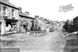 Flookburgh, Market Street 1903