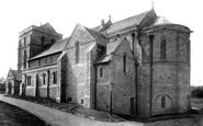 Flookburgh, St John the Baptist Church 1901