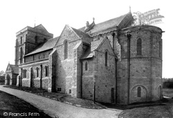 Flookburgh, St John The Baptist Church 1901