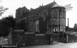 Flookburgh, St John The Baptist Church 1925