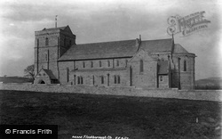 Flookburgh, St John The Baptist's Church 1901