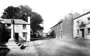 Flookburgh, Market Cross 1897