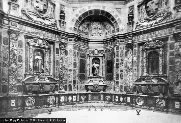 Photo of Florence, Basilica Of San Lorenzo, Cappella Dei Principi c.1910