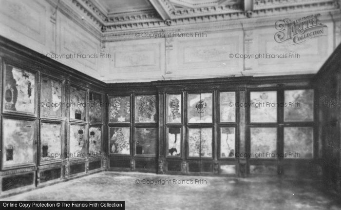 Photo of Florence, Palazzo Vecchio, Hall Of Geographical Maps c.1910