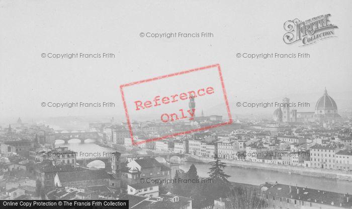 Photo of Florence, Panoramic View c.1910