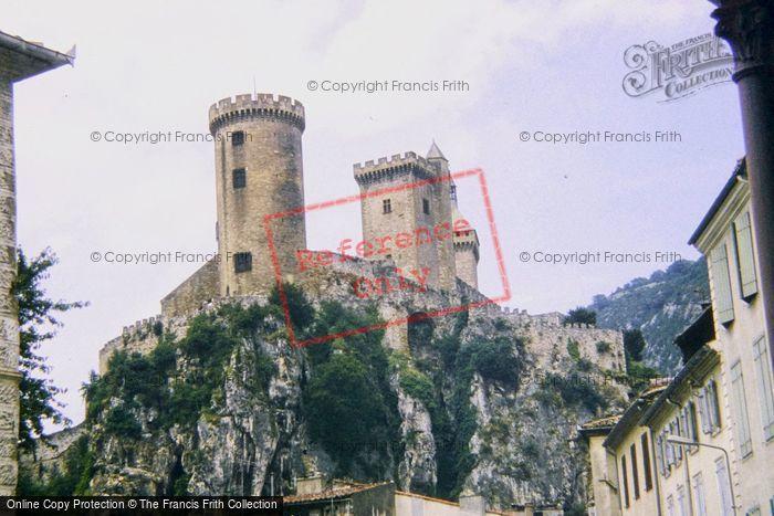 Photo of Foix, Chateau De Foix 1994