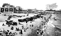 Beach 1901, Folkestone