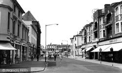 Bouverie Place c.1965, Folkestone