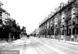 Clifton Road 1890, Folkestone