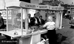Cockles And Whelks c.1960, Folkestone