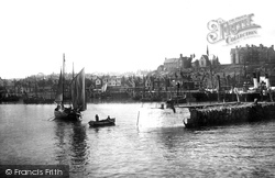 Harbour 1887, Folkestone