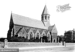 Holy Trinity Church 1890, Folkestone