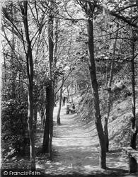Folkestone, Lovers' Walk c.1890