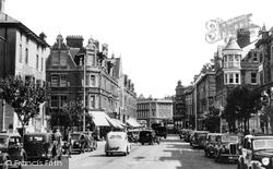 Sandgate Road c.1954, Folkestone