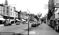 Sandgate Road c.1965, Folkestone