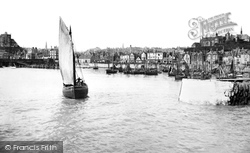 The Harbour 1912, Folkestone