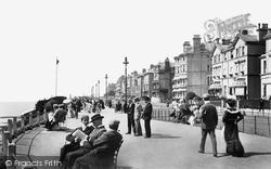 The Leas 1901, Folkestone