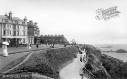 The Leas And Bandstand 1897, Folkestone