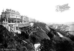 The Leas Shelter 1898, Folkestone