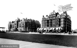The Metropole Hotel 1906, Folkestone