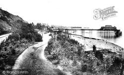 The Pier 1892, Folkestone