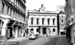 Town Hall c.1965, Folkestone