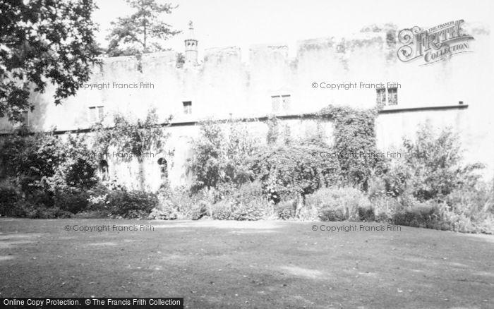 Photo of Fonmon, Castle 1949