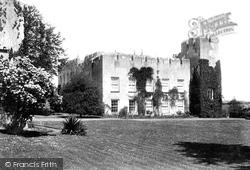 Fonmon, The Castle 1899