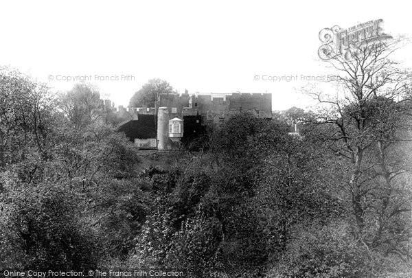 Photo of Fonmon, The Castle 1899