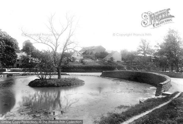 Photo of Fonmon, The Village 1899