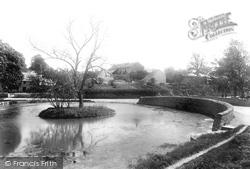 Fonmon, The Village 1899