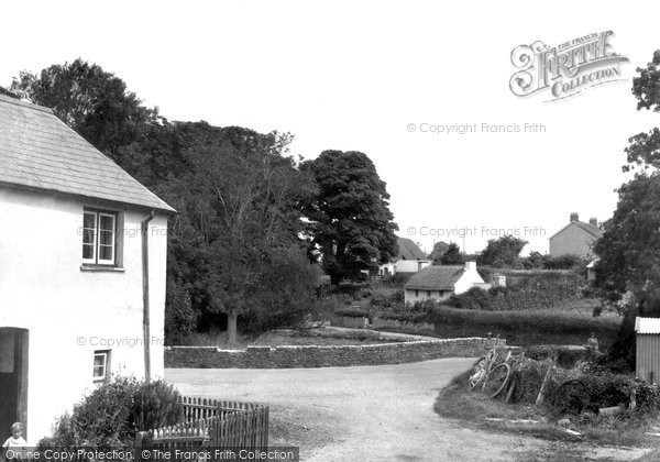 Photo of Fonmon, The Village 1937