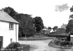 Fonmon, The Village 1937