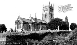 St Andrew's Church c.1955, Fontmell Magna