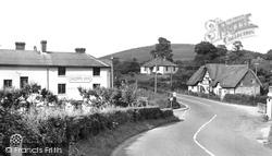 The Crown Inn c.1955, Fontmell Magna