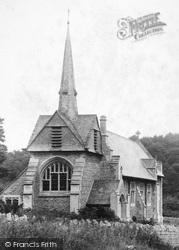 Ford, Church Of St John 1907