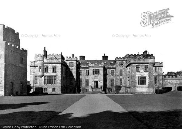 Photo of Ford, Ford Castle c.1950
