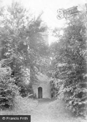 Ford, King Alfred's Tower 1907