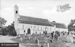 Ford, The Parish Church c.1950