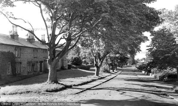 Photo of Ford, The Village c.1950