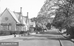 Ford, The Village c.1950