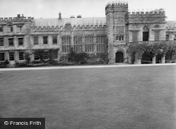 c.1955, Forde Abbey