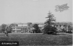 From The South c.1882, Forde Abbey