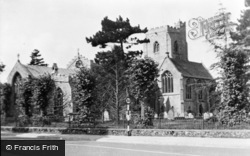 Fordham, Church Of St Peter And Mary Magdalene c.1960