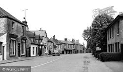Fordham, High Street c.1955