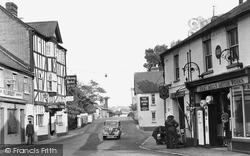 Fordingbridge, Bridge Street c.1955