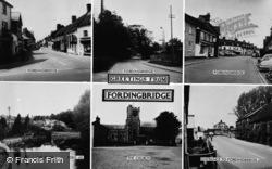 Fordingbridge, Composite c.1960